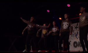 Représentation USG danse