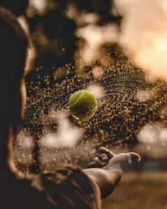 L'USG Tennis mis en valeur