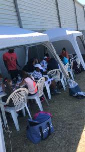 Le dossier du mois: Les vacances apprenantes à l'USG Tennis