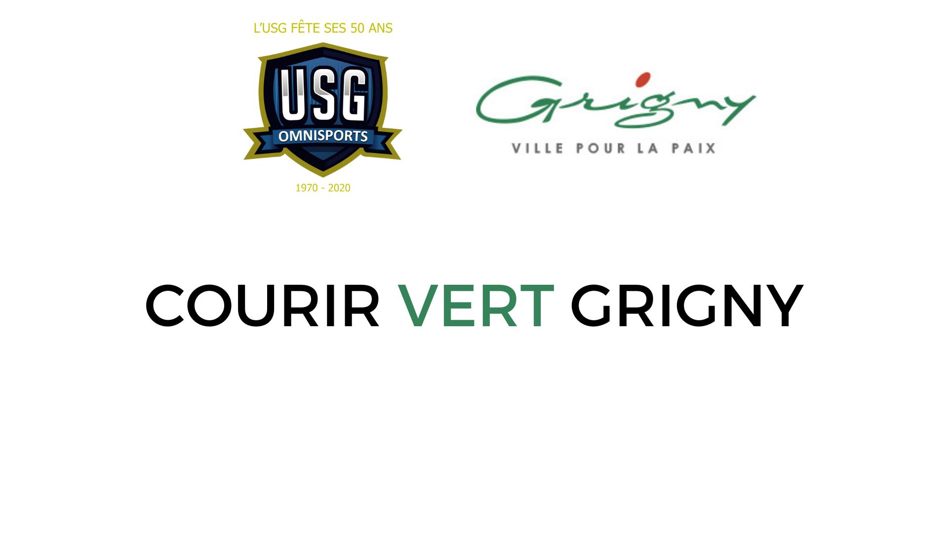 Courir Vert Grigny