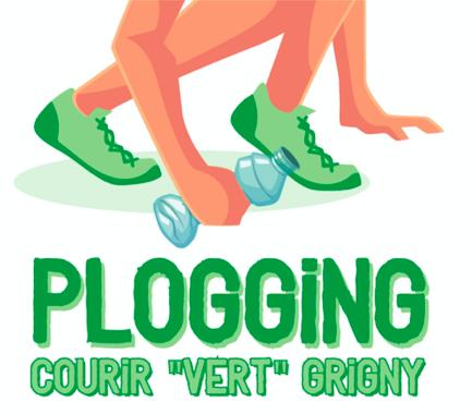 Le saviez-vous? : Le 1er plogging «Courir vert GRIGNY» aura lieu  le samedi 12 septembre. Connaissez vous le plogging?