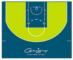 Les actualités: Construction d'un terrain de Basket 3 contre 3
